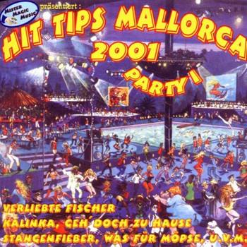 Various - Hit Tips Mallorca 2001 Party 1