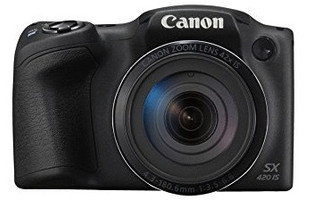 Canon PowerShot SX420 IS negro