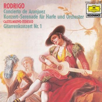 Siegfried Behrend, Radio-Symphonie-Orchester Berlin - Ernst Märzendorfer: Joaquin Rodrigo - Concerto de Aranjuez / Mario Castelnuovo-Tedesco - Gitarrenkonzert Nr. 1