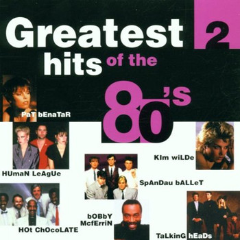 Various - Greatest Hits of the 80'S-2