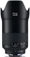 Zeiss Milvus 35 mm F1.4 ZF.2 72 mm Objetivo (Montura Canon EF) negro