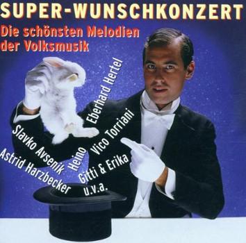 Various - Super-Wunschkonzert Volksmusik