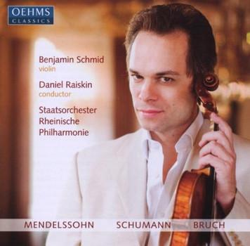 Schmid - Werke für Violine und Orchester