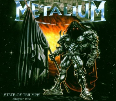 Metalium - State Of Triumph - Chapter 2 [DIGIPACK]