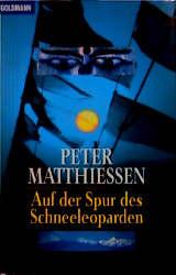 Auf der Spur des Schneeleoparden. - Peter Matthiessen