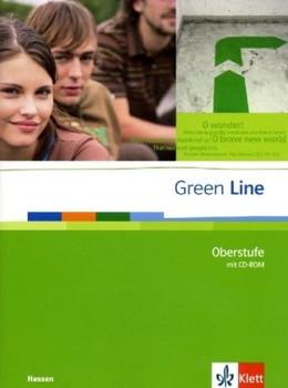 Green Line Oberstufe. Schülerbuch mit CD-ROM. Klasse 11/12 (G8) ; Klasse 12/13 (G9). Ausgabe für Hessen - Stephanie Ashford