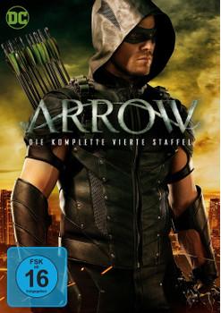 Arrow - Die komplette vierte Staffel [5 Discs]