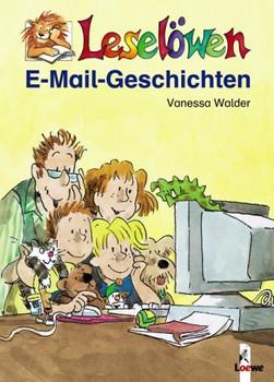 Leselöwen E-Mail-Geschichten - Vanessa Walder