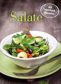 Salate . und die besten Dressings [Gebundene Ausgabe]