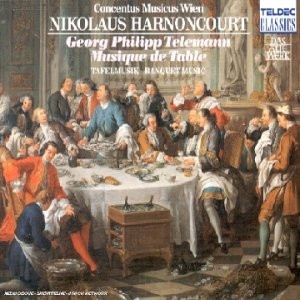 Harnoncourt - Tafelmusik I-III