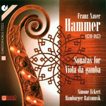 Simone Eckert - Der letzte Gambist (Sonaten für Viola da gamba)