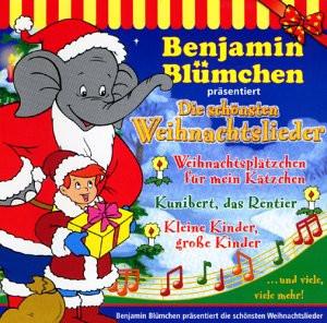Benjamin Blümchen Präsentiert - Benjamin Blümchen - Die schönsten Weihnachtslieder
