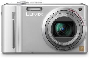 Panasonic Lumix DMC-TZ8EG-S argent