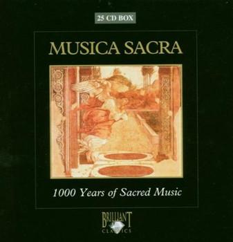 Various - Musica Sacra - 1000 Years of S