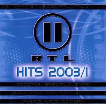Various - Rtl 2 Hits 2003/1