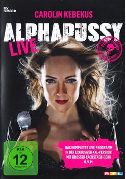 AlphaPussy - Live