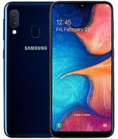 Samsung A202FD Galaxy A20e Dual SIM 32GB azul