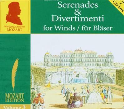 Various - Mozart: Vol.3 Serenades & Div