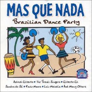 Various - Mas Que Nada Brasilian Dance P
