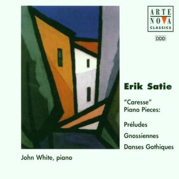 John White - Caresse (Klavierstücke)