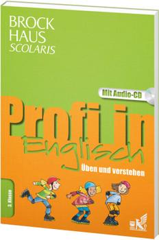 Brockhaus Scolaris Profi in Englisch 3. Klasse: Üben und verstehen, mit Audio-CD - Unbekannt
