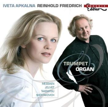 Reinhold Friedrich - Trompete und Orgel