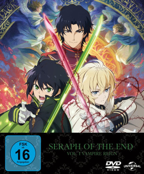 Seraph of the End - Vol. 1: Vampire Reign [2 Discs]