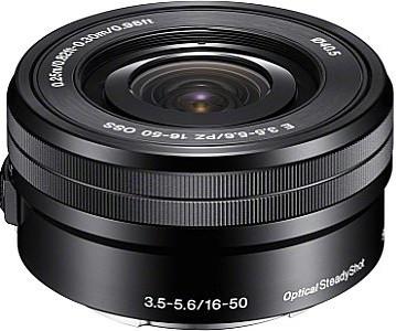 Sony E 16-50 mm F3.5-5.6 OSS PZ 40,5 mm filter (geschikt voor Sony E-mount) zwart