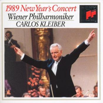 Carlos Kleiber - Neujahrskonzert in Wien 1989