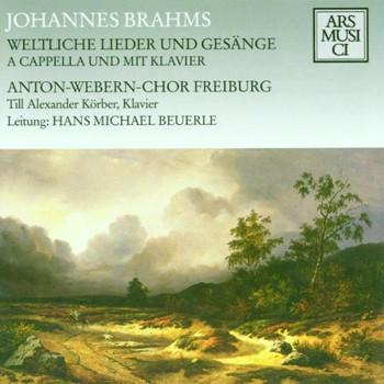 Anton Webern Chor - Weltliche Lieder und Gesänge