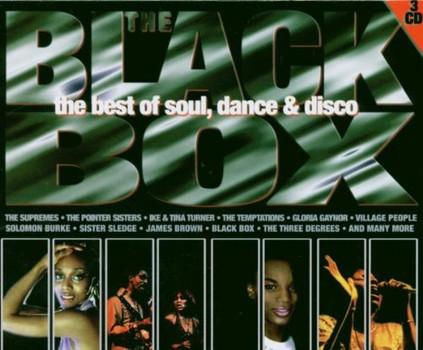 Various - The Black Box/New Artwork