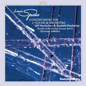 Spohr,l. - Concertantes for Two Violins