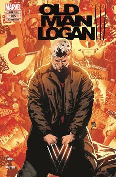 Old Man Logan. Bd. 5 (2. Serie) - Jeff Lemire  [Taschenbuch]