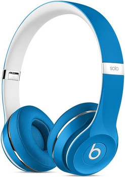 Beats by Dr. Dre Solo2 Luxe Edition blu