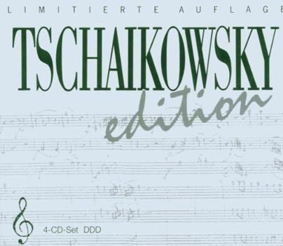 Tschaikowsky - Edition*limitiert[ 4 CD ]