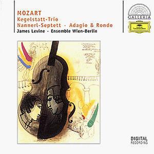James Levine - Galleria - Mozart (Kammermusik)