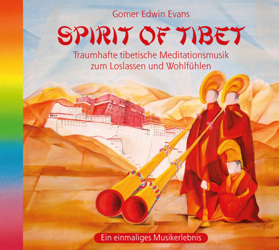 Gomer Edwin Evans - Spirit of Tibet
