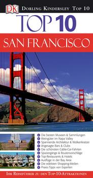 Top 10. San Francisco: Ihr Reiseführer zu den Top-10-Attraktionen - Jeffrey Kennedy