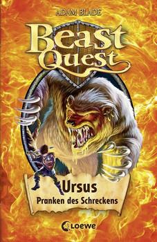 Beast Quest - Ursus, Pranken des Schreckens. Band 49 - Adam Blade  [Gebundene Ausgabe]