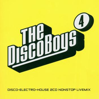 The Disco Boys - The Disco Boys - Vol. 4
