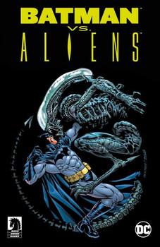 Batman vs. Aliens [Taschenbuch]