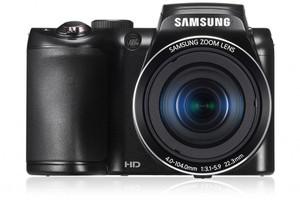 Samsung WB100 zwart