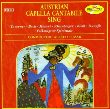 Hollabr.l.a Chor V.d.Musiksch. - Capella Cantabile