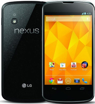 LG Google Nexus 4 16GB nero