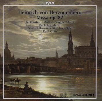 H.Von Herzogenberg - Missa