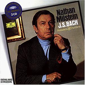 Nathan Milstein - The Originals - Bach (Sonaten und Partiten)