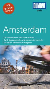 DuMont direkt Reiseführer: Amsterdam - Susanne Völler [Broschiert, inkl. Cityplan, 1. Auflage 2011]