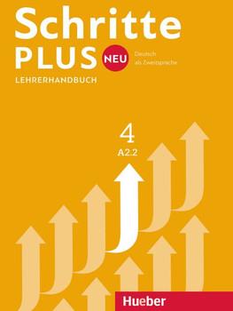 Schritte plus Neu 4. Deutsch als Zweitsprache / Lehrerhandbuch - Susanne Kalender [Taschenbuch]
