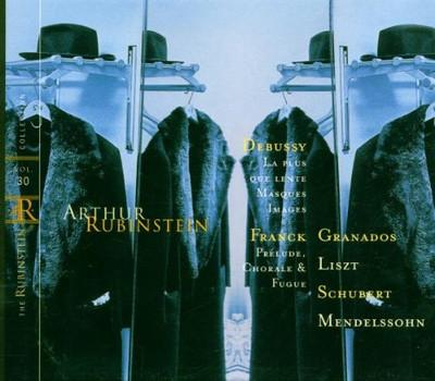 Artur Rubinstein - The Rubinstein Collection Vol. 30 (Debussy, Granados, Liszt, Schubert, Mendelssohn)