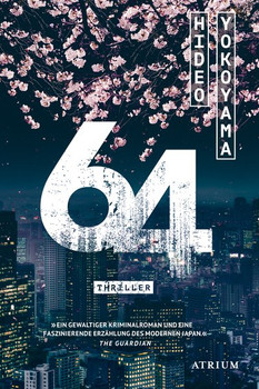 64 - Hideo Yokoyama  [Taschenbuch]